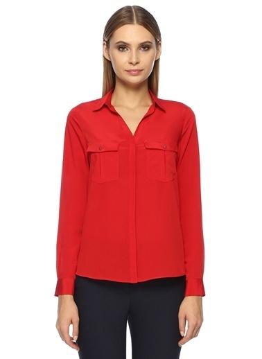 NetWork Gömlek Kırmızı